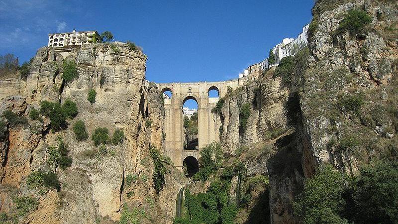 Puente de Ronda, Málaga