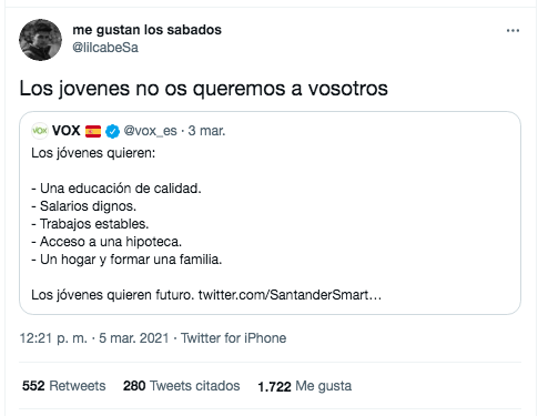 Alberto Ginés Vox