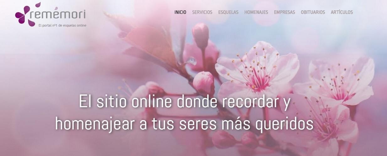 5 Recursos Para El Día De Difuntos Versión Digital Esquelas Flores