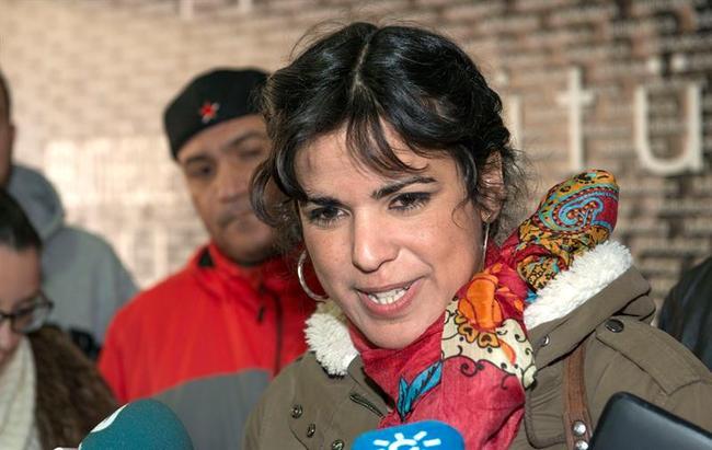 El Falso Desnudo De Teresa Rodríguez Termina Con La Carrera Política
