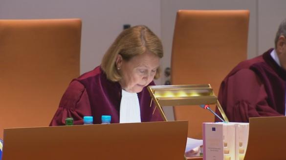 La principal juez española del Tribunal de Justicia de la Unión Europea fue donante del PP durante años