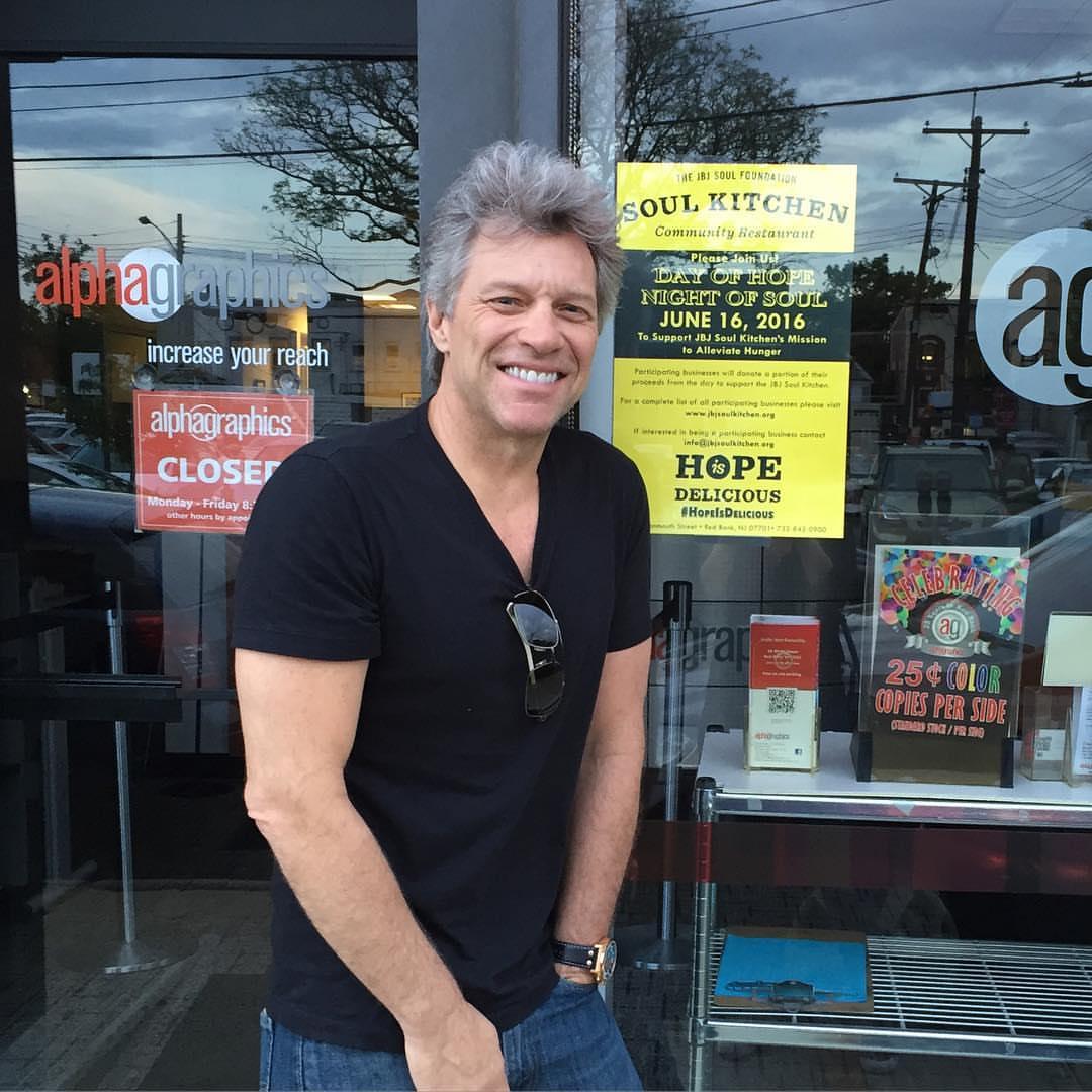 Soul Kitchen, la cocina solidaria de Jon Bon Jovi