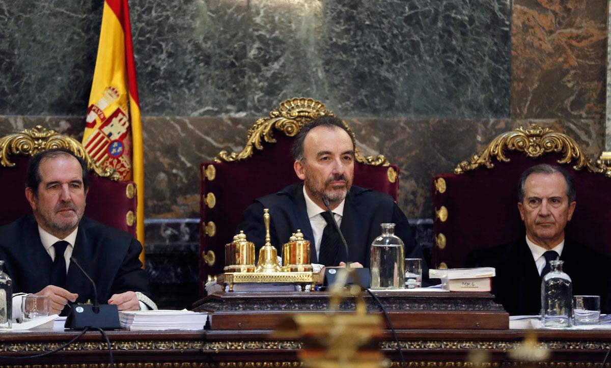 Resultat d'imatges de jueces supremo marchena