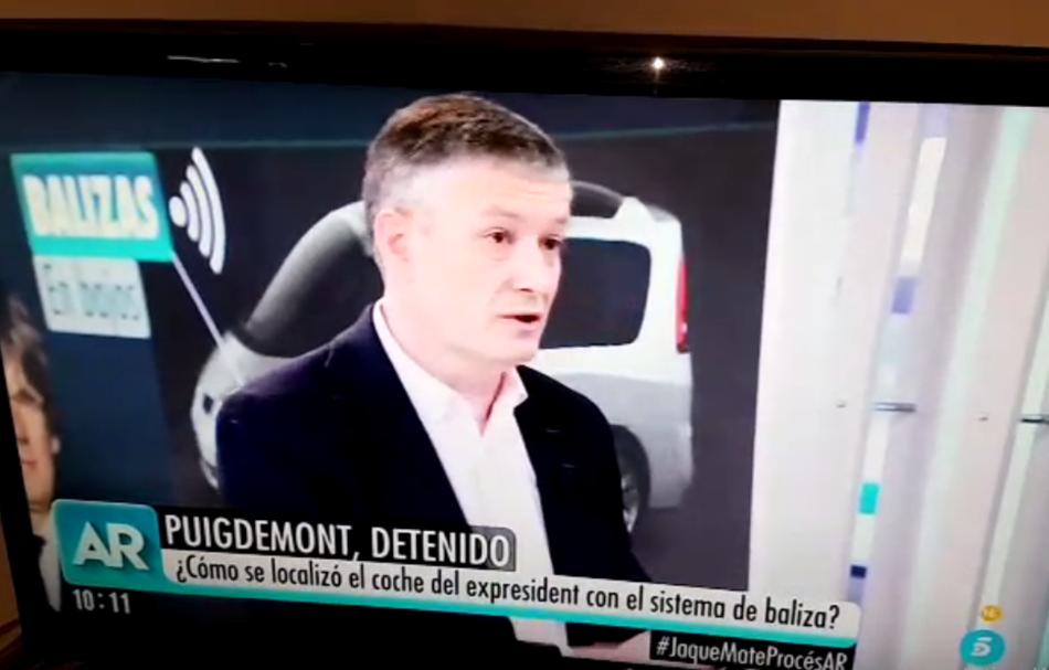 Piden medidas contra el inspector de policía de Ana Rosa - El Plural
