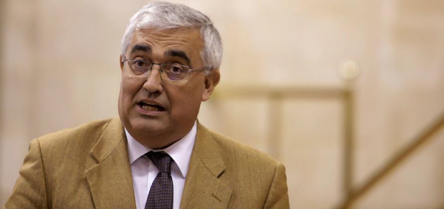 Antonio Ramírez de Arellano, consejero de Economía, Hacienda y Administración Pública.