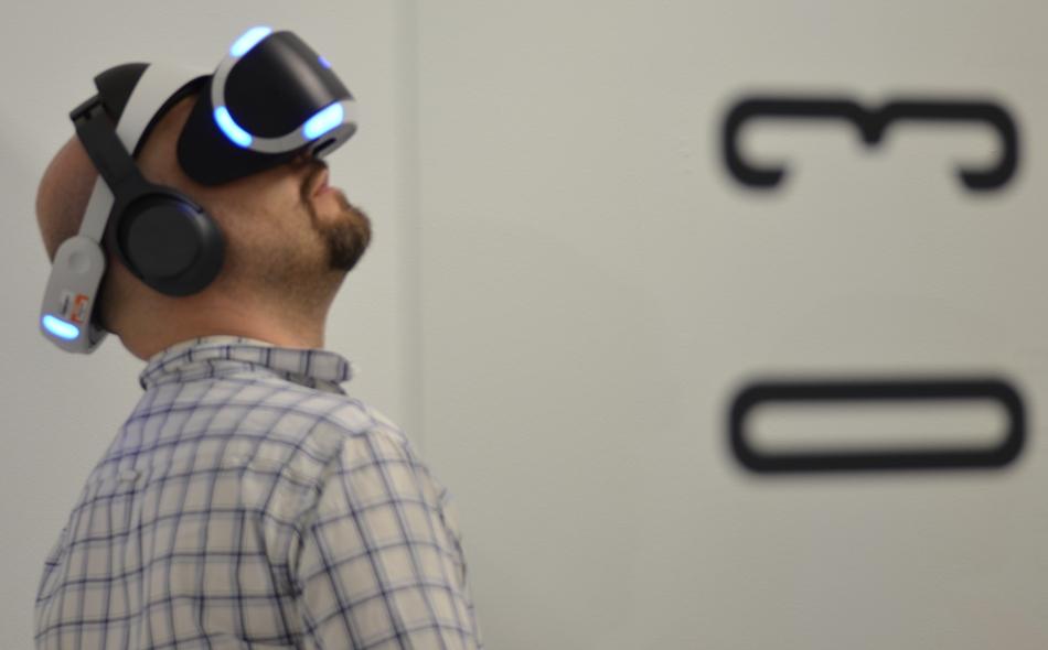 b2edf3d7ae La realidad virtual supera ya los estereotipos que la limitaban al  entretenimiento.