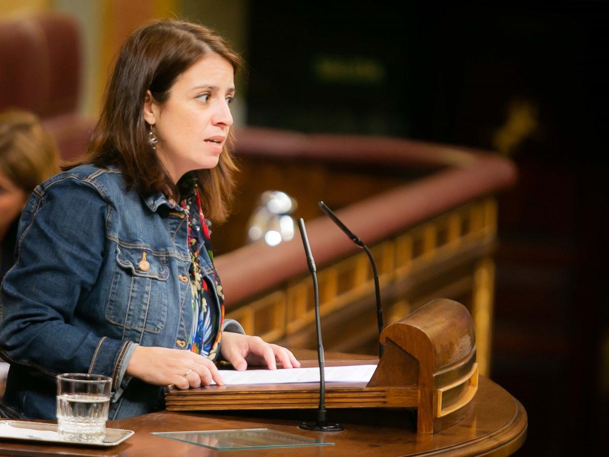 Comparecencia del Embajador de Rusia. Adriana-lastra-1