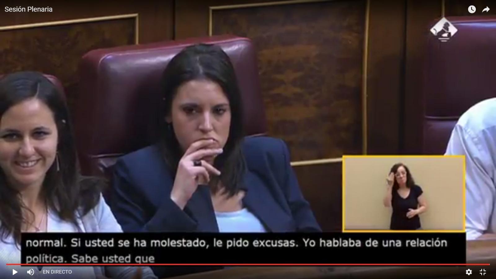 Los Insultos Machistas De Hernando Provocan Las Lágrimas De