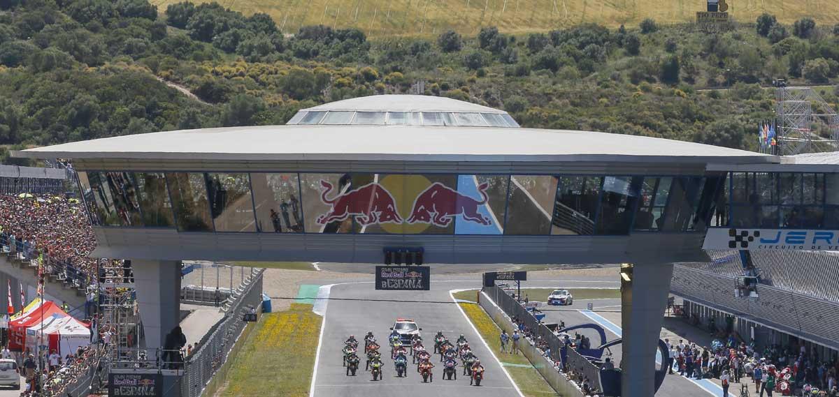 Circuito Jerez : El circuito de jerez será reasfaltado nueve años después con un