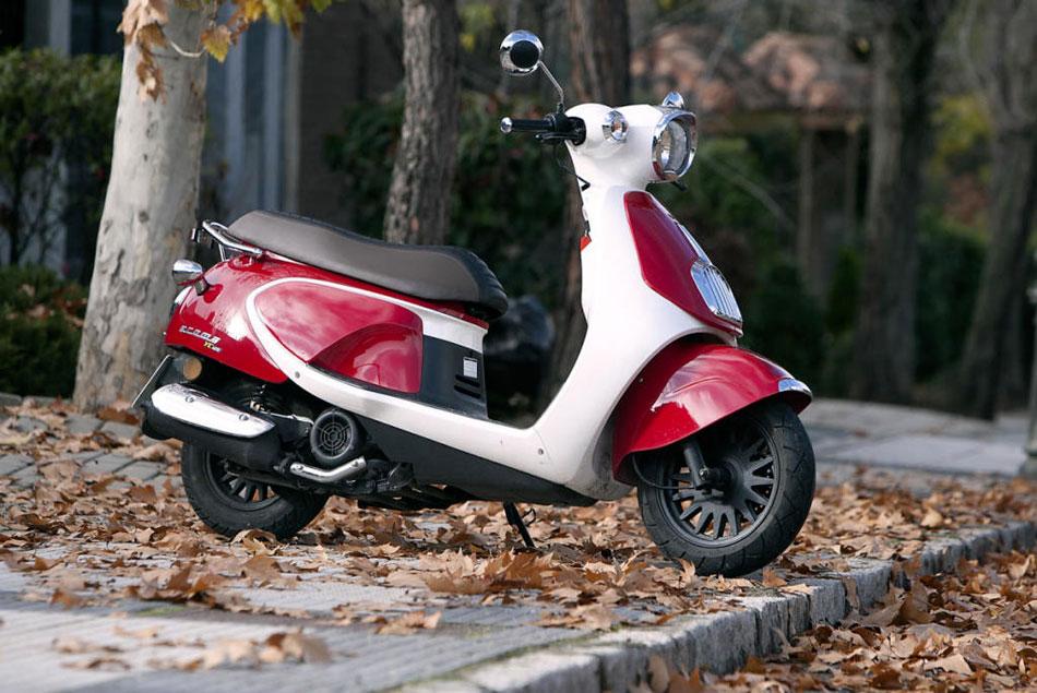 Scooter 125 Recomendables Y Por Menos De 2000 Euros