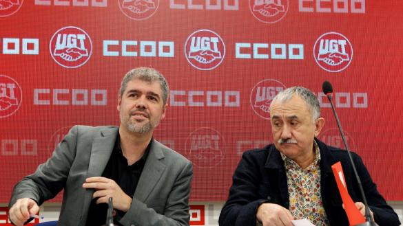 CCOO destaca una mejora en el poder adquisitivo de los salarios