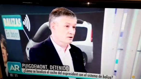Piden medidas contra el inspector de policía de Ana Rosa