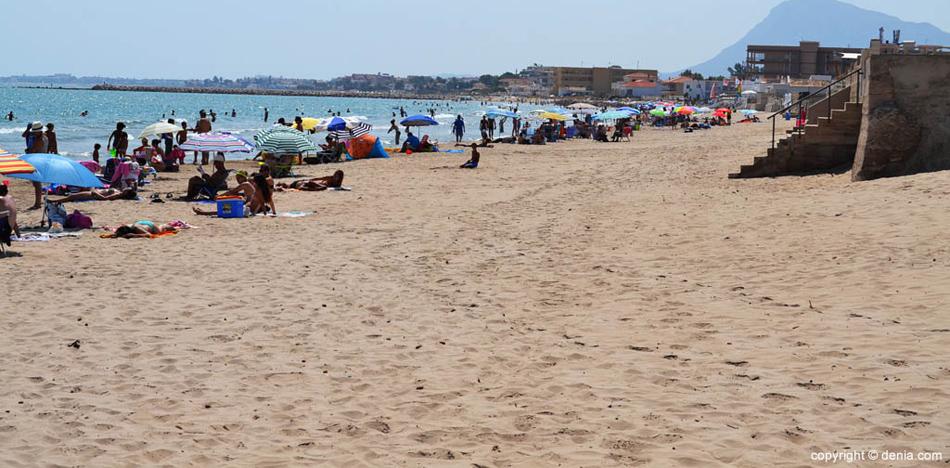 Resultado de imagen de larga línea de playas