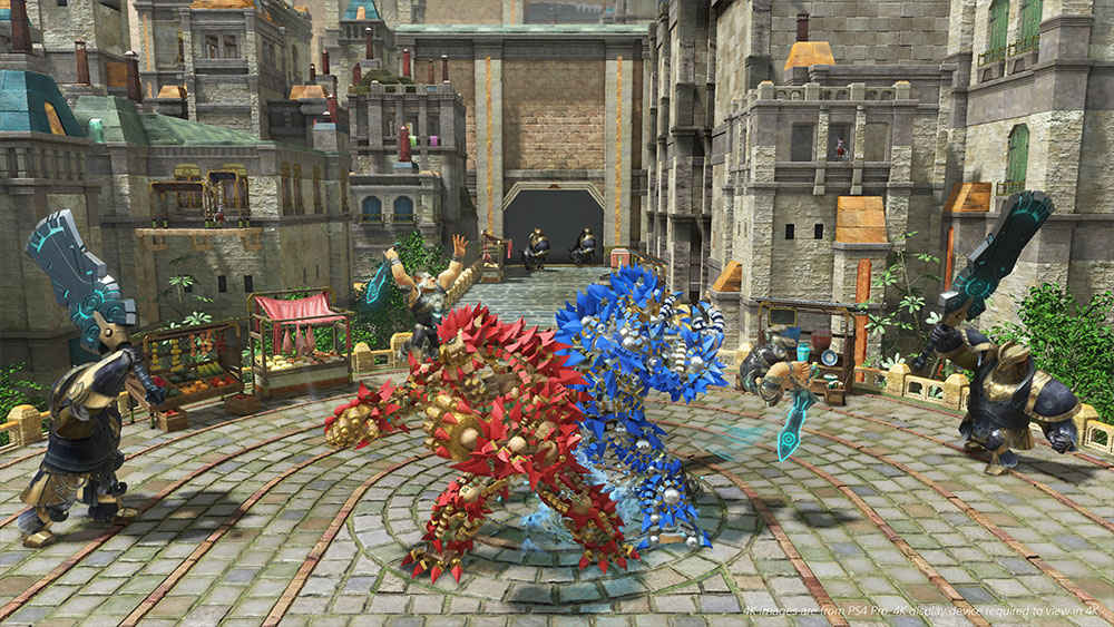 Knack 2 Llega A Playstation Con El Doble De Diversion