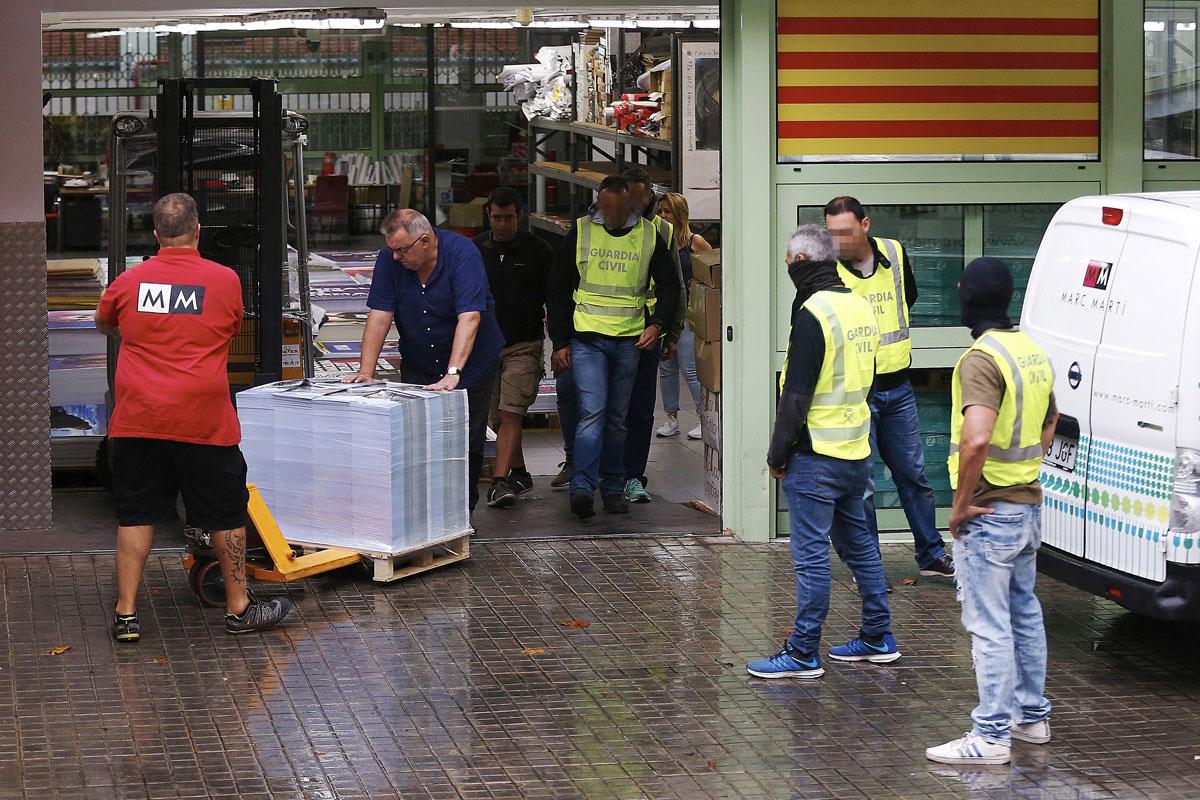 Los 11 agujeros negros incomprensibles de la cuestión catalana