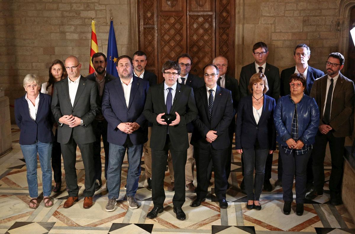 independance de la Catalogne livre
