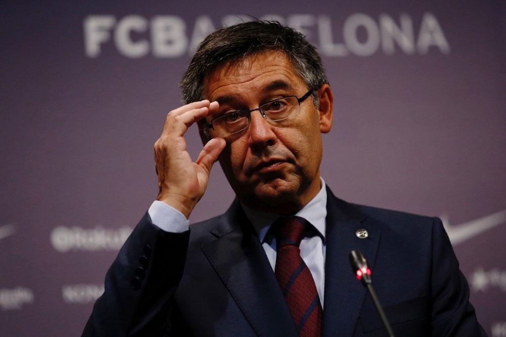 El grupo del presidente del Barça desmiente que vaya a sacar todas ...