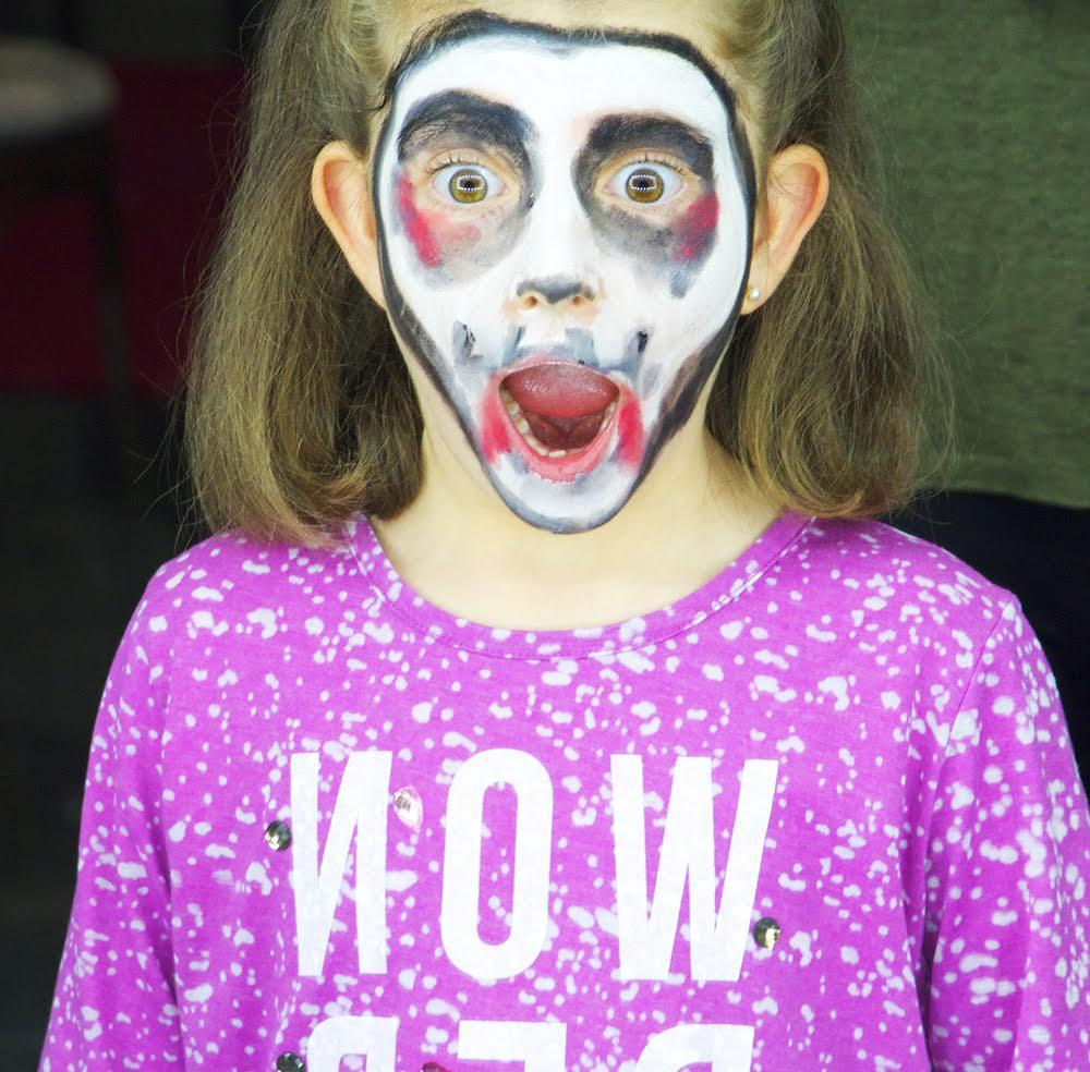 Disfraz de Halloween para niños y niñas