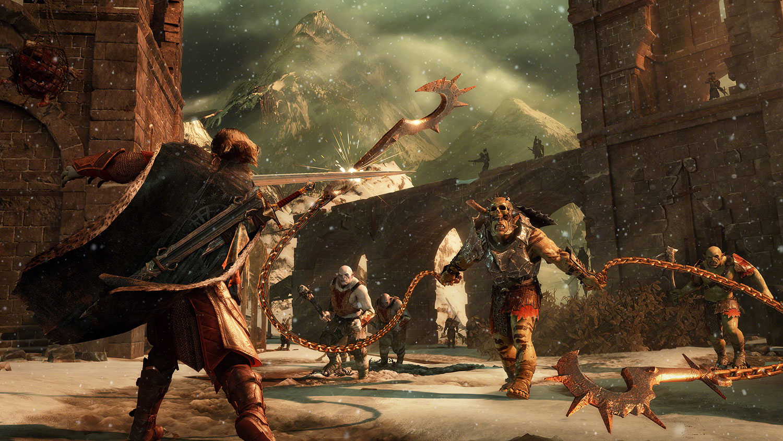 Sistema Némesis de Sombras de Mordor