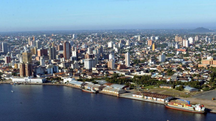 La nueva Asunción, capital de Paraguay