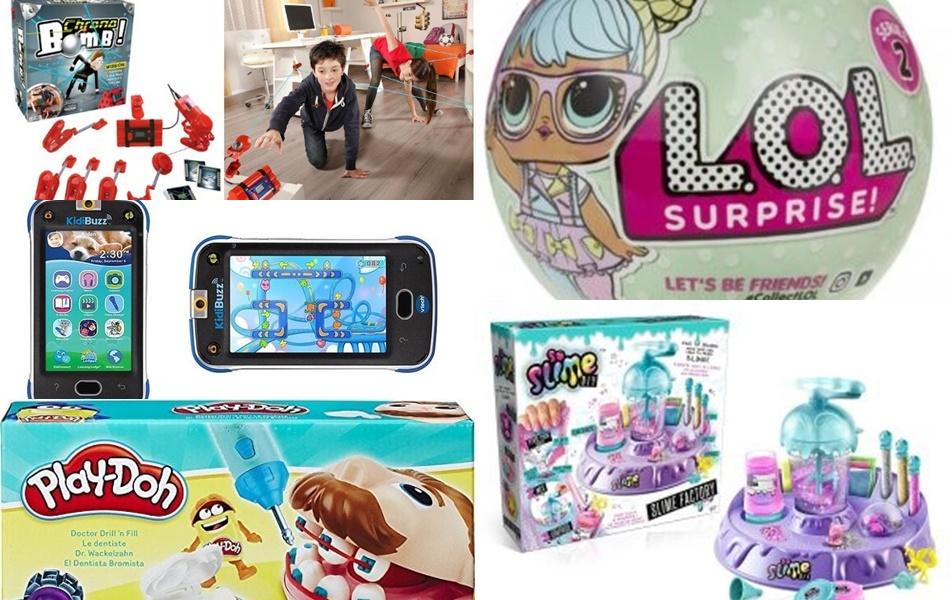 Estos son los diez juguetes estrella de estas navidades - Articulos mas vendidos ...