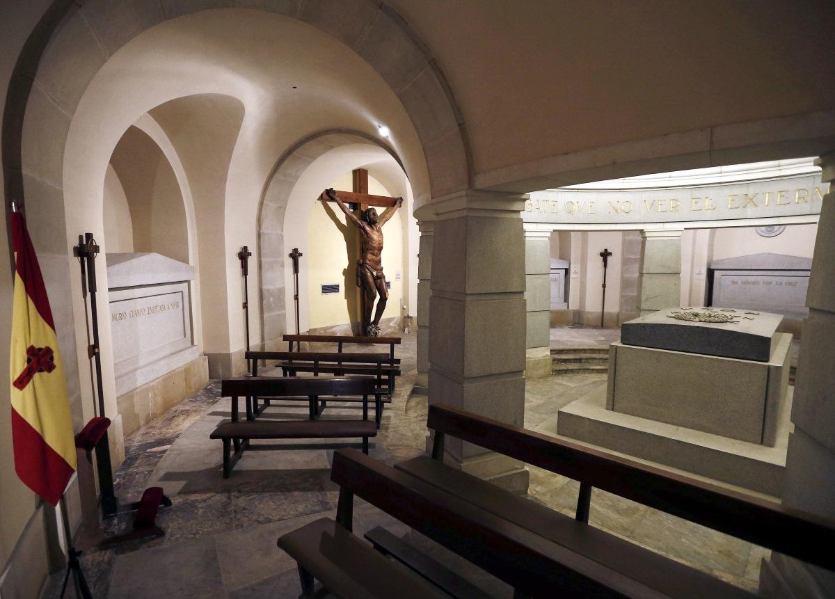 Mausoleo de los Caídos en Pamplona