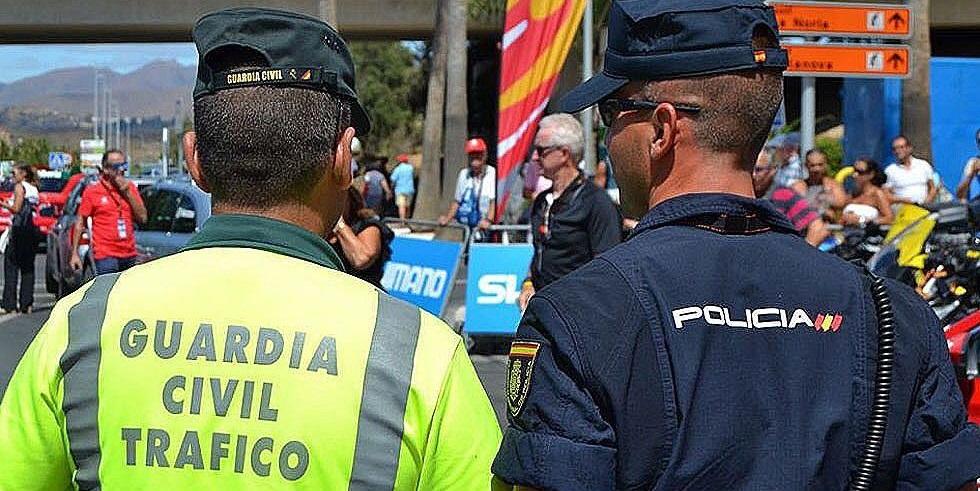MONEDEROS GUARDIA CIVIL SEGURIDAD CIUDADANA