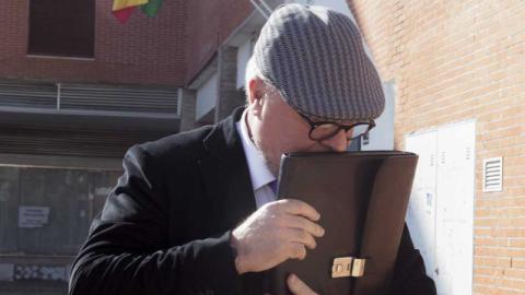 El socio de Villarejo pide permiso para desvelar 30 años de secretos oficiales
