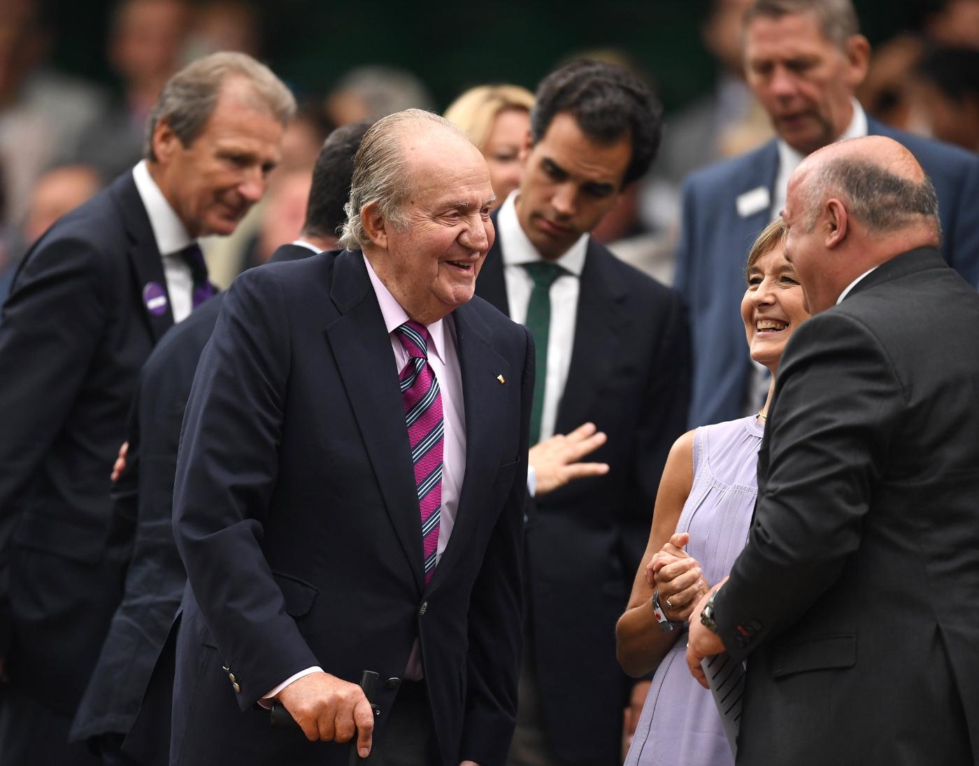 El rey Juan Carlos I - Casa Real
