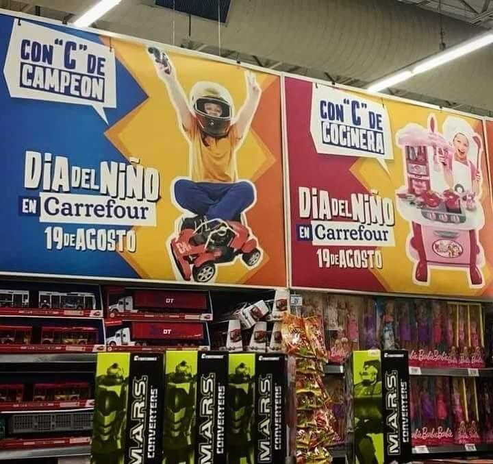 EllosCocinerasEllas De EllosCocinerasEllas Machista Campaña De Campaña Machista Machista Campaña CarrefourCampeones CarrefourCampeones De CarrefourCampeones EW29DHI