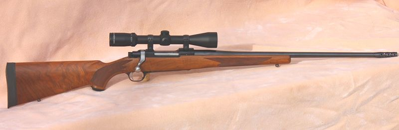 Rifle Ruger Hawkeye