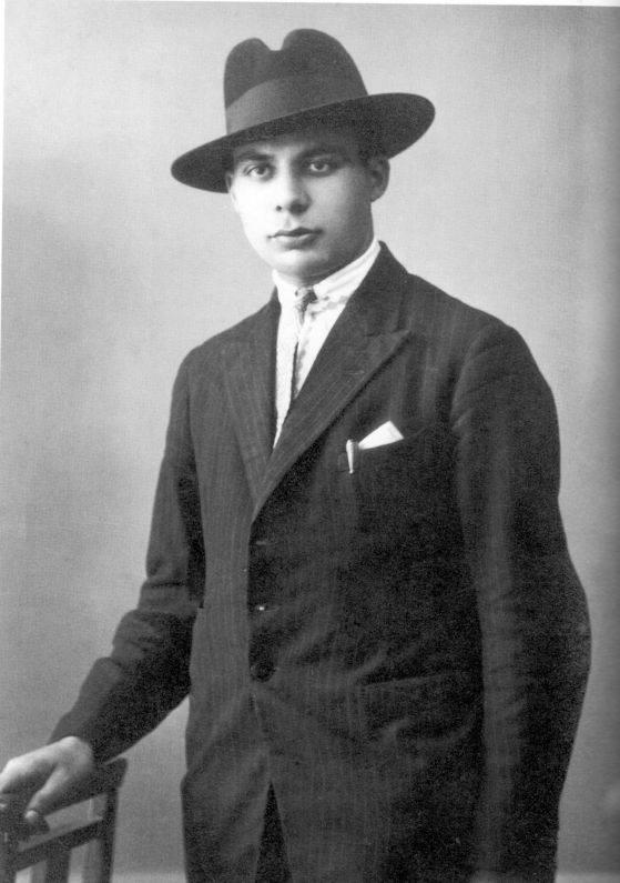El maestro Antonio Benaiges.