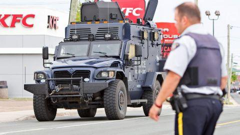 Detenido el sospechoso de un tiroteo de Canadá que deja cuatro muertos