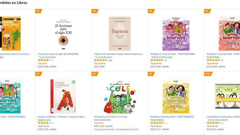 El libro de economía que Podemos criticó, el más vendido en Amazon