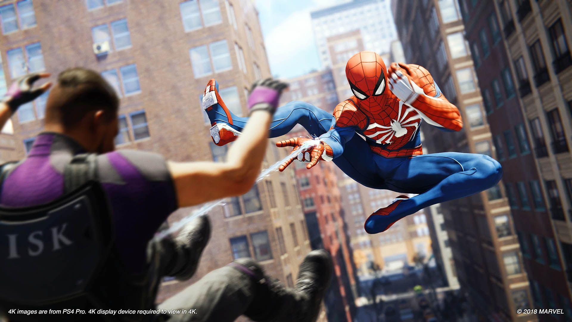Resultado de imagen de marvel's spider-man
