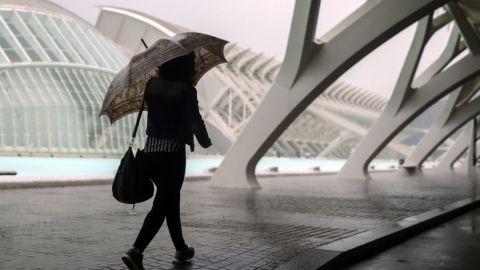 Continúa la gota fría: lluvias que dejan hasta 40 litros en una hora
