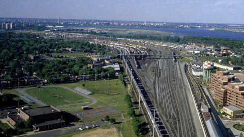 ACS construirá una estación del metro de Washington