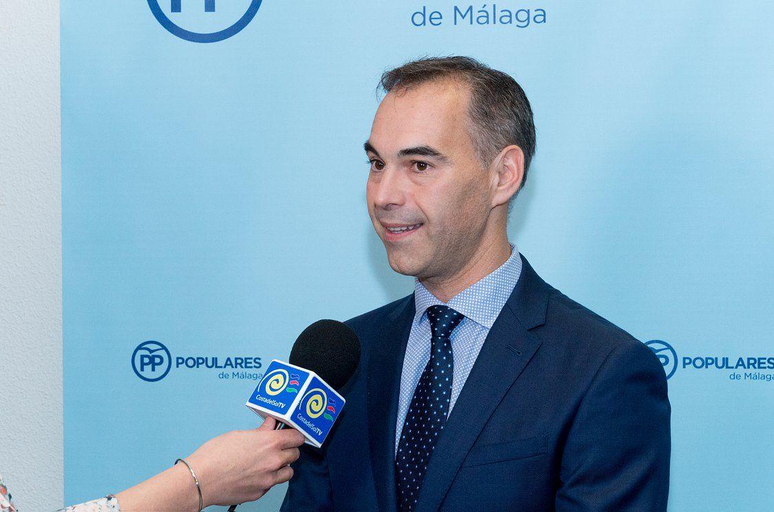 Juan Antonio Lara, concejal de la oposición en el Ayuntamiento de Fuengirola (Málaga).