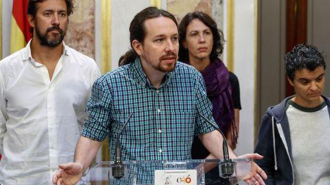 Acusan a Pablo Iglesias de odiar e insultar a los socialistas andaluces por un tuit