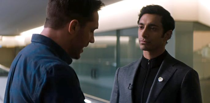 Riz Ahmed Venom Trailer 3