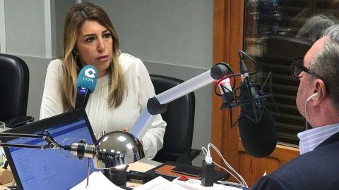 Susana Díaz: En cinco años no han encontrado ni una mancha en mi gobierno