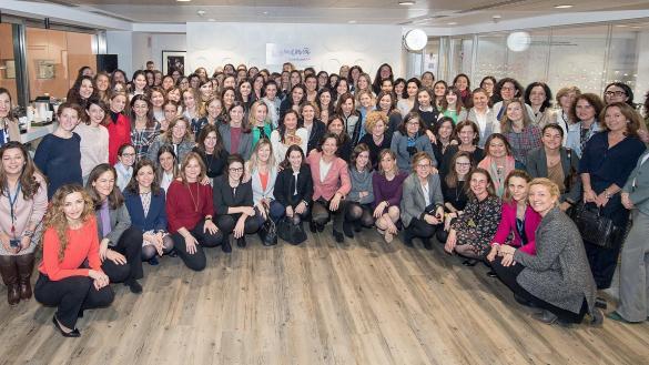 Banco santander supera los est ndares europeos sobre igualdad de g nero - Oficinas santa lucia madrid ...