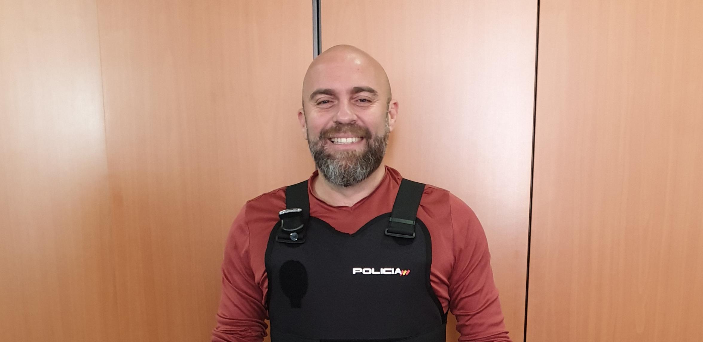Luis Miguel Lorente, coordinador general de ARP.