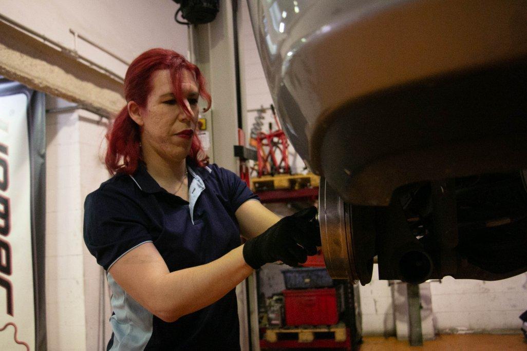 Las promotoras del sindicato de prostitutas: 'auxiliares administrativas' con el salario mínimo