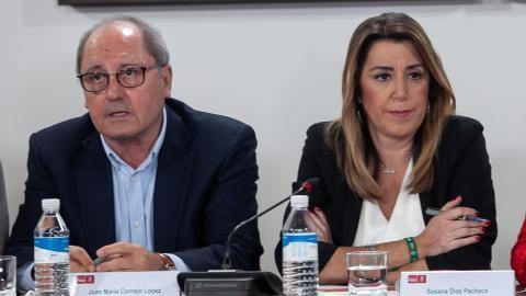 Susana Díaz confirma que se mantendrá en la oposición y repetirá como candidata