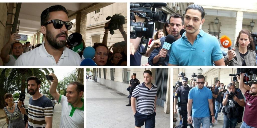 La Policía investiga una web que ofrece el 'Tour de la Manada'