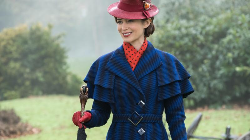 'El regreso de Mary Poppins', de Rob Marshall