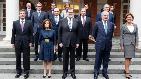 Gobierno Rajoy.04.11.16