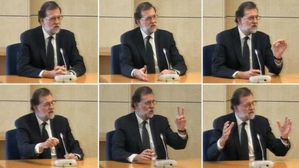 Rajoy testigo Gurtel