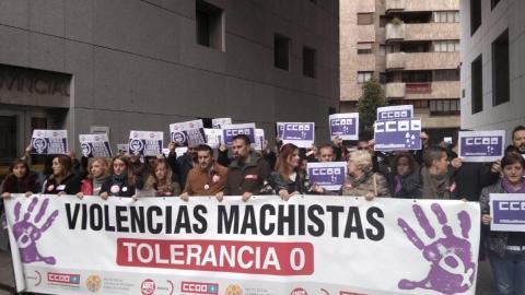 Convocadas manifestaciones por toda Andalucía en defensa de la ley de violencia de género